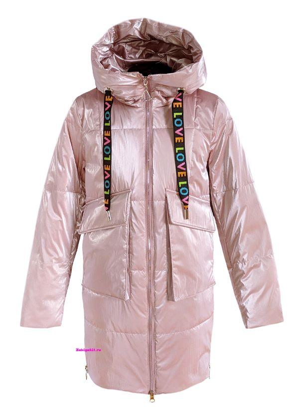 Демисезонное пальто для девочки Panji