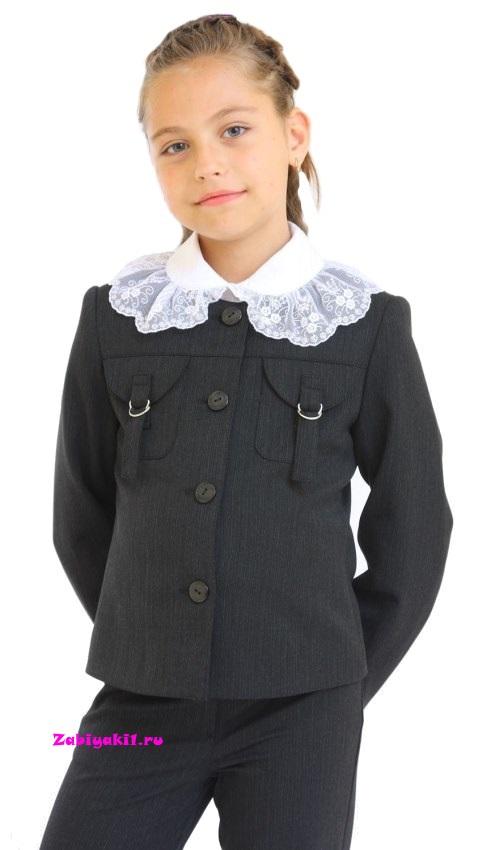 Школьный костюм для девочки Милашка Сьюзи