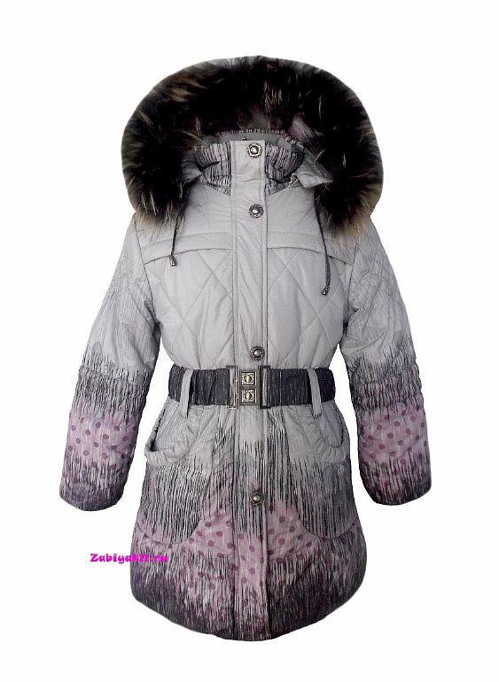 Куртка для девочки зима от Levin Forse - купить в интернет-магазине Забияки, арт.1620