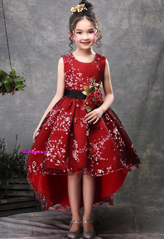 Платье Сакура для девочки