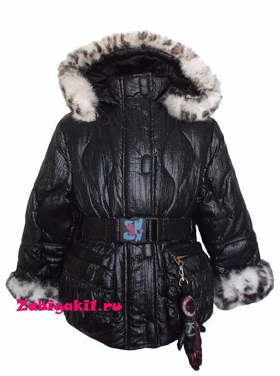 Детская куртка для девочки Orby