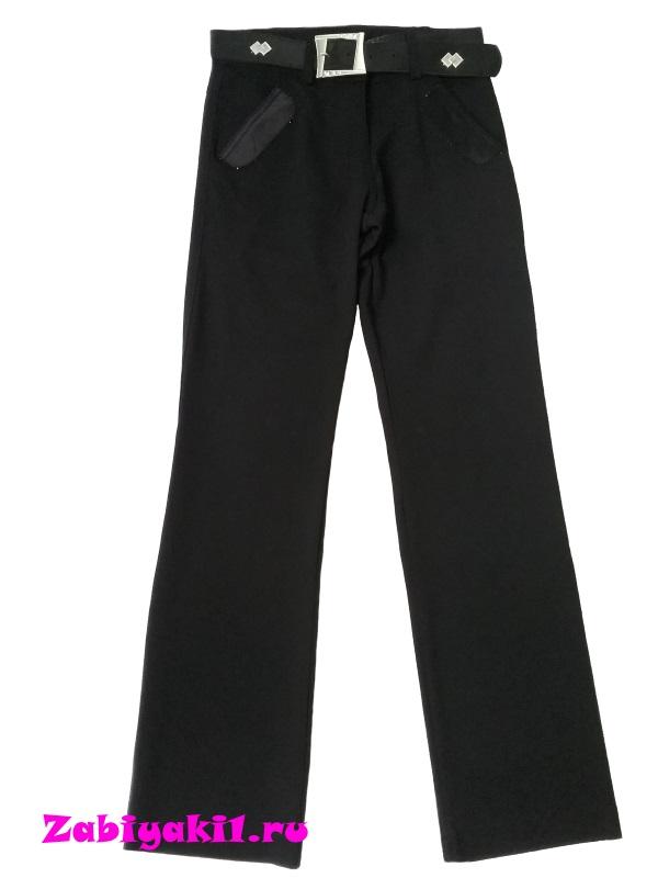 классические брюки для девочки