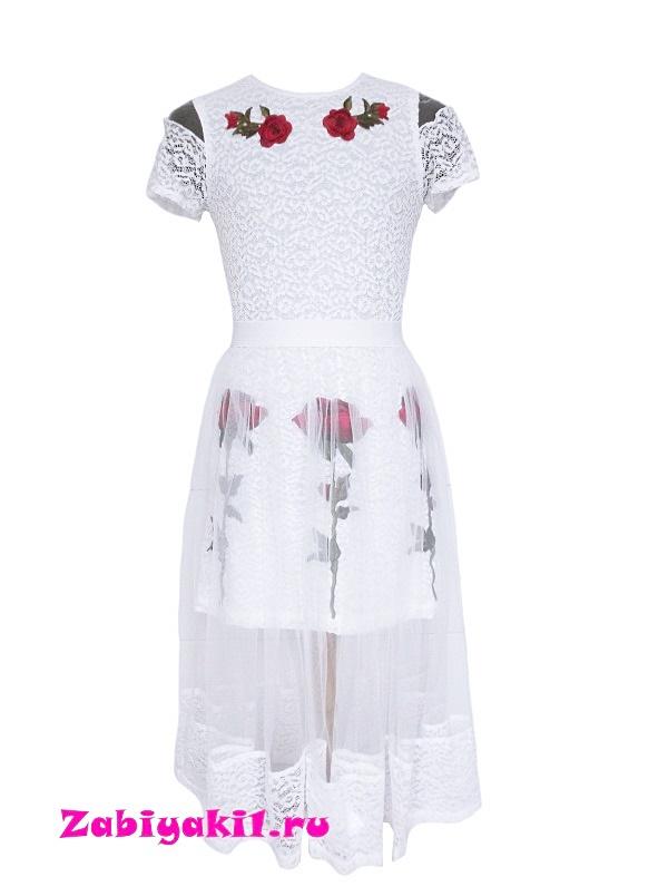 Нарядное платье Deloras