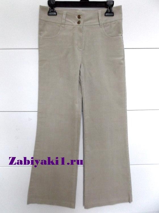 85beea4fa66 Вельветовые брюки для девочки Милашка Сьюзи за 300 руб. купить в ...