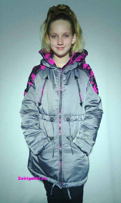 ccf085482c98 Демисезонная куртка для девочки за 2100 рублей купить в интернет ...