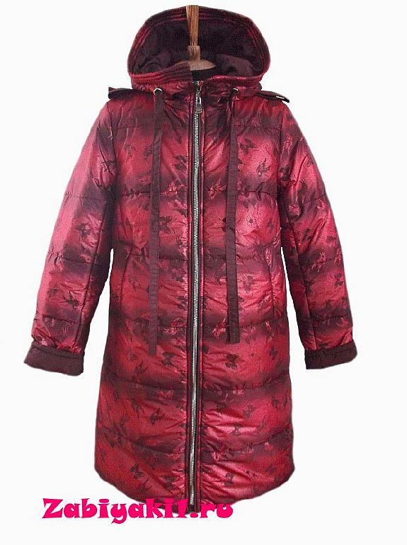 Осеннее пальто для девочки , Malinoffka