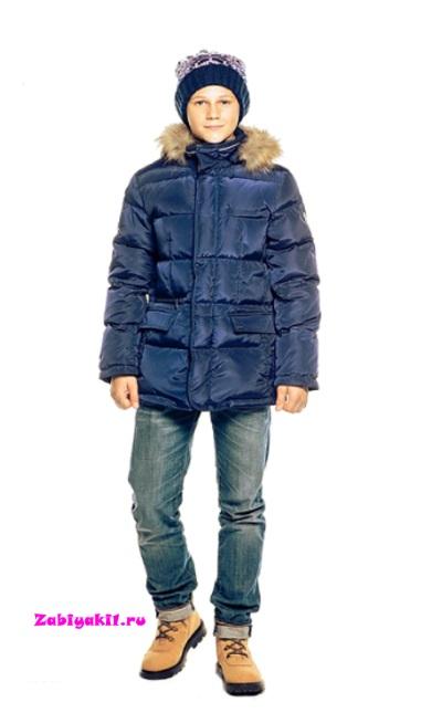 Купить куртку для мальчика на пуху от Snowimage junior в интернет-магазине Забияки, арт.Q999