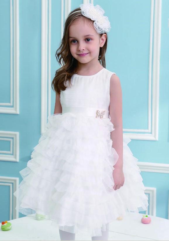 Нарядные платья для детей