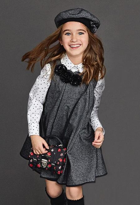 Повседневные платья для девочек