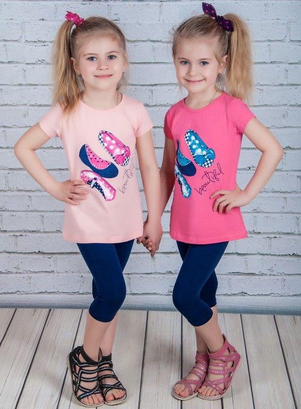 Летние костюмы для девочек