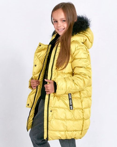 Зимние куртки для девочек подростков