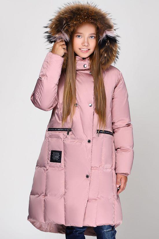 Зимние пальто для девочек подростков