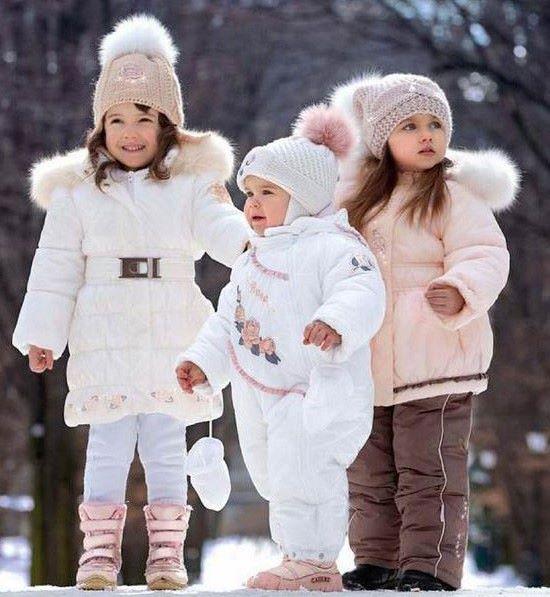 Зимняя одежда для детей распродажа