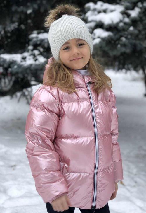 Зимние куртки для девочек 1-6 лет