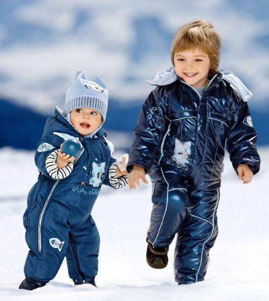 Распродажа зимней одежды для мальчиков