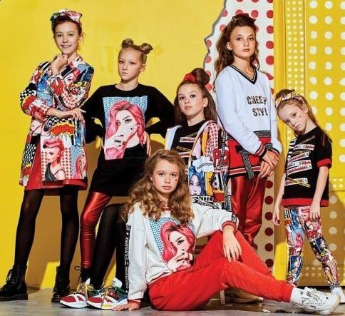 Одежда для девочек подростков