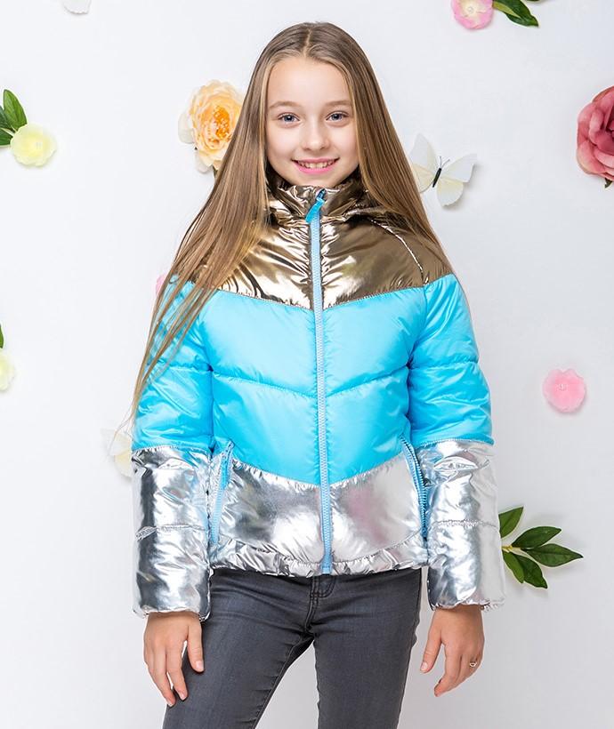 Демисезонные куртки для девочек подростков