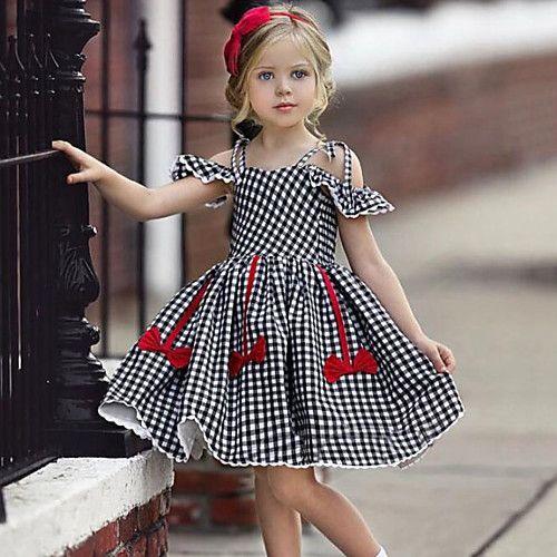 Детские платья для девочек на каждый день