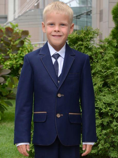 Школьные пиджаки для мальчиков