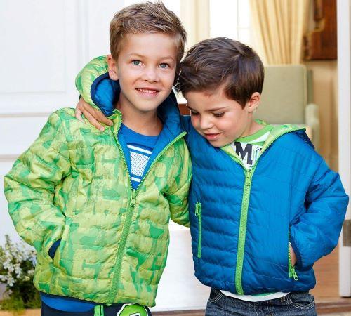 Распродажа демисезонной одежды для мальчиков