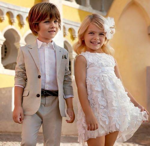 Новинки детской одежды