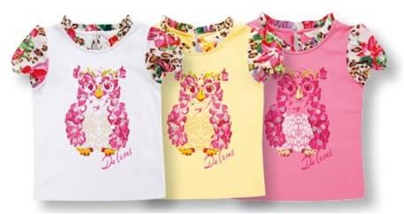 футболки для маленьких девочек